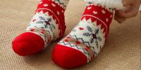 Новые модели теплых носков