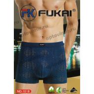 Боксеры мужские FUKAI с вставкой спереди 1018 оптом