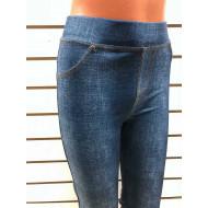 Капри женские джинсовые DMDBS D17-08 оптом
