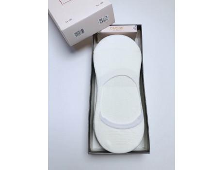 Следки в коробках хлопковые ароматизированные с мылом Dmdbs  BF-78-1