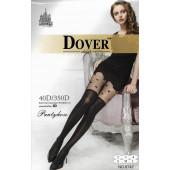 Колготки женские Dover имитация ботфорт 40d/350d 8742 оптом