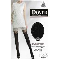 Колготки женские имитация 3D Dover 8750 кошки оптом