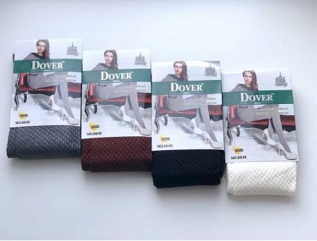 Колготки женские фантазийные с модалом Dover 8848 отличного качества