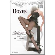 Колготки женские Dover 40den крапинки 8119 оптом