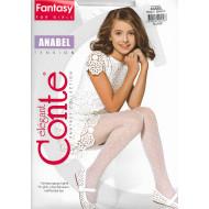 Колготки Conte фантазийные для девочек anabel