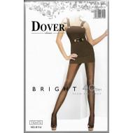 Колготки женские Dover 40d капрон со стразами 8114 оптом