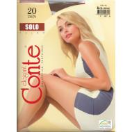 Колготки капроновые женские Conte 20 den SOLO оптом