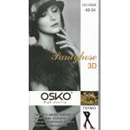 Колготки женские Osko верблюжья шерсть 9986 оптом