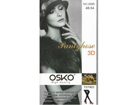 Колготки женские из верблюжьей шерсти Osko 9986