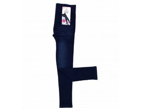 Лосины подростковые для девочек под джинсу Роза 7081