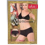 Трусы женские QGirl Noble Woman большие размеры 2619 оптом