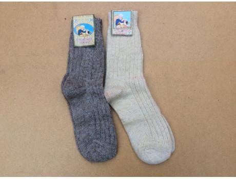 Носки мужские из шерсти Бабушкин носок БН-1 Россия