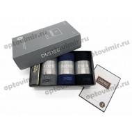 Носки мужские Dmdbs укороченные в коробке + парфюм AF-386 оптом