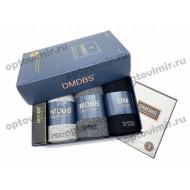 Носки мужские Dmdbs арома в коробке AF-381 + парфюм оптом