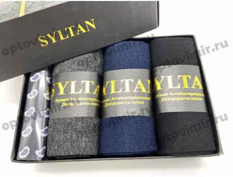 Носки мужские Syltan ароматизированные в коробке 9528-1