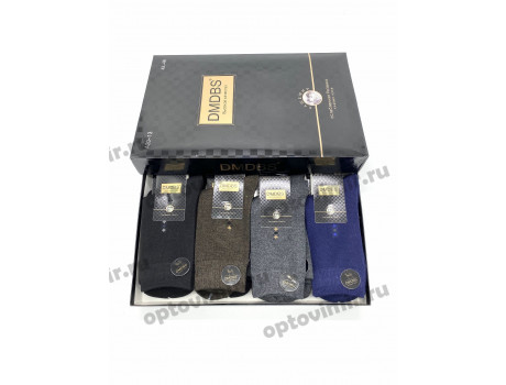 Носки мужские Dmdbs кашемировые в коробке А20-13