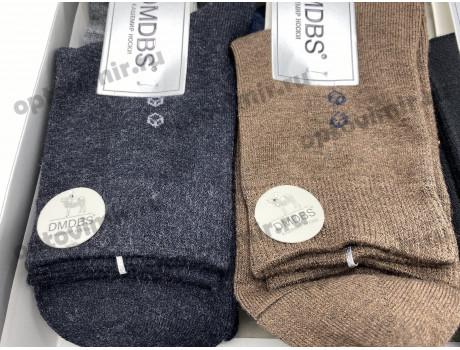 Носки мужские Dmdbs кашемировые в коробке AF-016-1