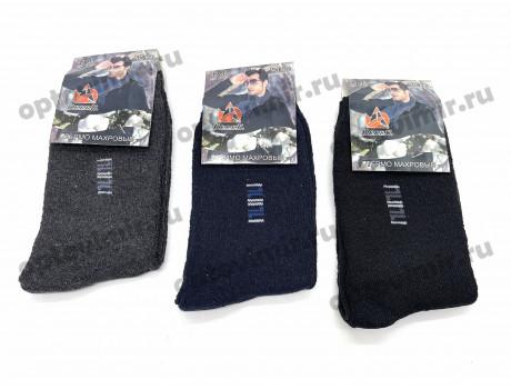 Носки мужские Лиза махра дешевые в ассортименте-2
