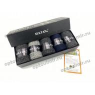 Носки мужские Syltan арома в коробке 5 пар 9770 оптом
