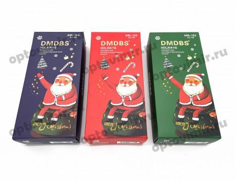 Носки мужские Dmdbs новый год в коробке по 3 пары АМ-152