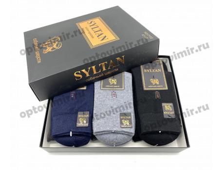 Носки мужские Syltan собачья шерсть в коробке 7102-2