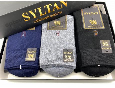 Носки мужские Syltan собачья шерсть в коробке 7102-2-1