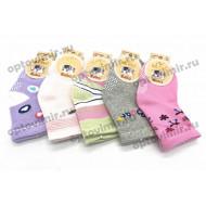 Носки детские Вальс бебики для девочек ВВ-32 оптом