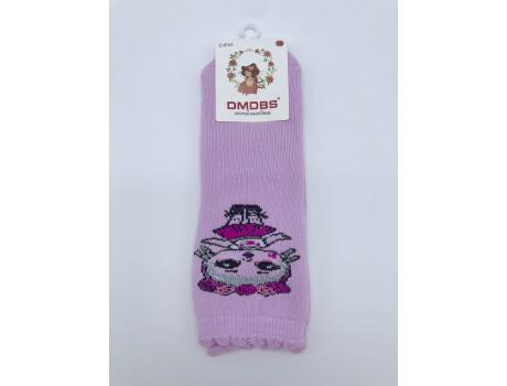 Носки детские махровые рис. куклы Лол Dmdbs С610-1