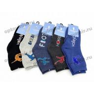 Носки детские Dmdbs для мальчиков махровые С503 оптом