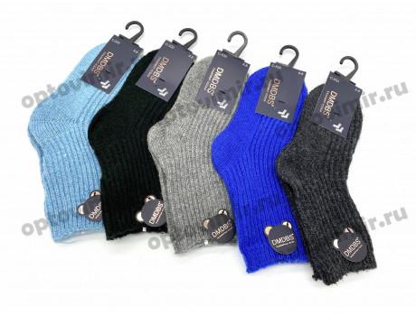 Носки детские DMDBS кашемировые для мальчиков вязанные С-532
