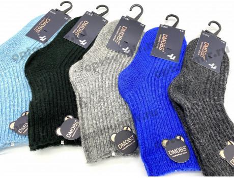 Носки детские DMDBS кашемировые для мальчиков вязанные С-532-1