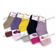 Носки детские Dmdbs махровые для девочек С121 оптом