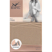 Носки женские Нарис капрон с массажным эффектом К115 оптом