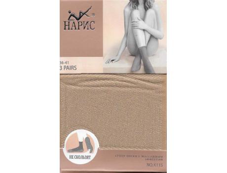 Капроновые женские носки с массажным эффектом Нарис К115