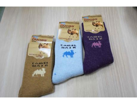 Носки женские термо махровые из верблюжьей шерсти CAMEL DMDBS В16-003