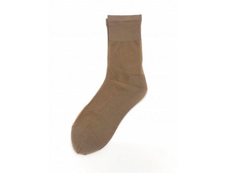 Носки женские Naris Бархат капроновые плотные  -1
