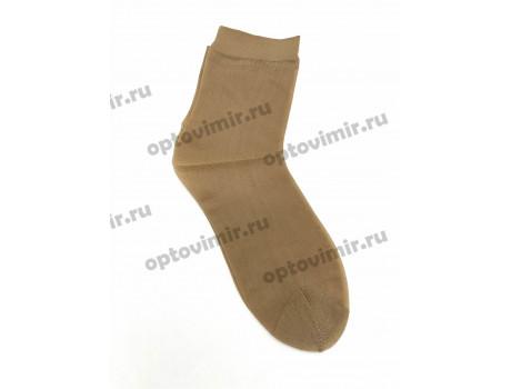 Носки женские Анфиса капроновые Бархат 802 -1