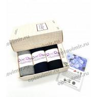 Носки женские RoeRue ароматизированные в подарочной коробке 2240 оптом