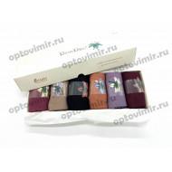 Носки женские RoeRue арома в коробке 2301 оптом