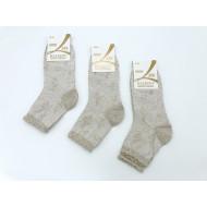Носки женские Калинов льняные ажурные оптом