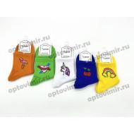 Носки женские Туркан яркие рисунки 6793 оптом
