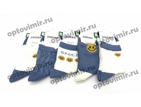 Носки женские Dmdbs однотонные из бамбука BW-113-1