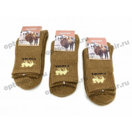 Носки женские Dmdbs верблюжья шерсть В925 оптом