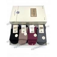Носки женские Dmdbs кашемир в коробке В20-86 оптом