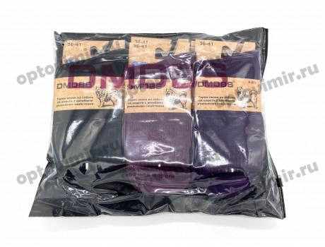 Носки женские Dmdbs собачья шерсть махровые в сумках В-603-1
