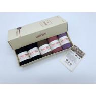 Носки женские Dmdbs арома кашемир в коробке В18-71 оптом