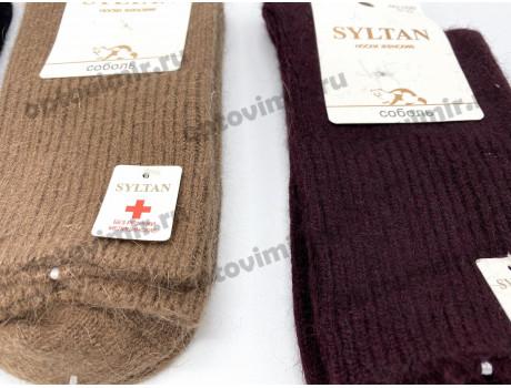 Носки женские Syltan соболь без резинки 1220-1