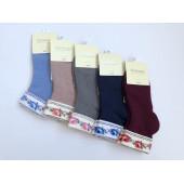 Носки женские махровые премиум RuSocks (Руссокс) collections оптом Ж-2332