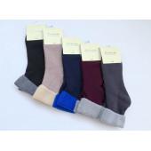 Носки женские махровые премиум RuSocks (Руссокс) collections оптом Ж-2331