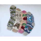 Шерстяные женские носки Тамбов оптом (Россия) Р1